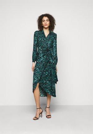 STELLA - Day dress - dark green