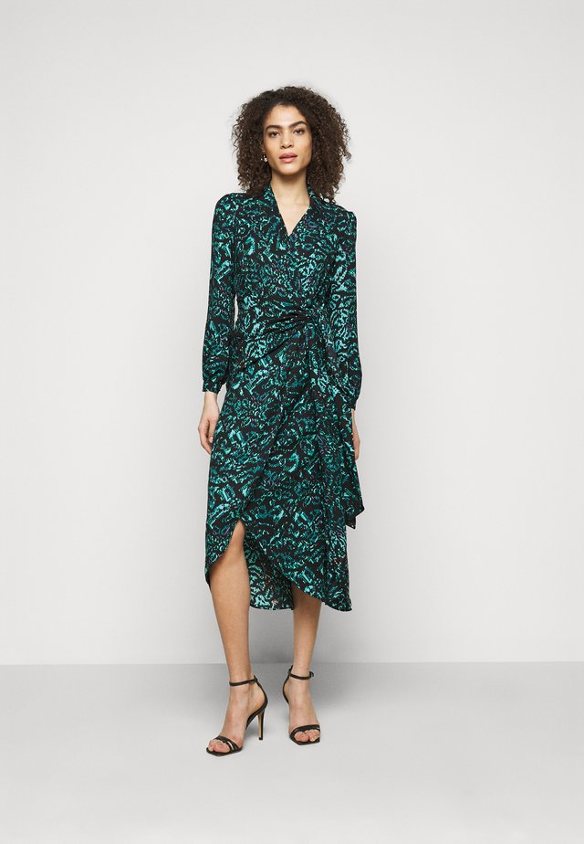 STELLA - Robe d'été - dark green