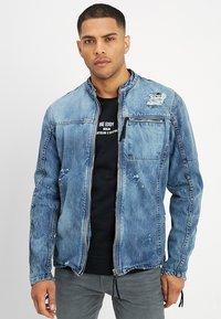 Be Edgy - BEPRISM - Denim jacket - indigo mid - 2