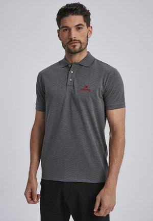 CALL - Polo shirt - anthracite