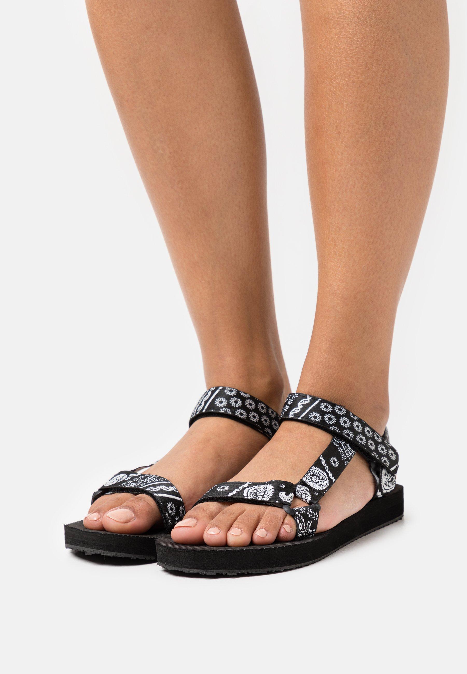 Women STORMY SPORTY - Sandals - black