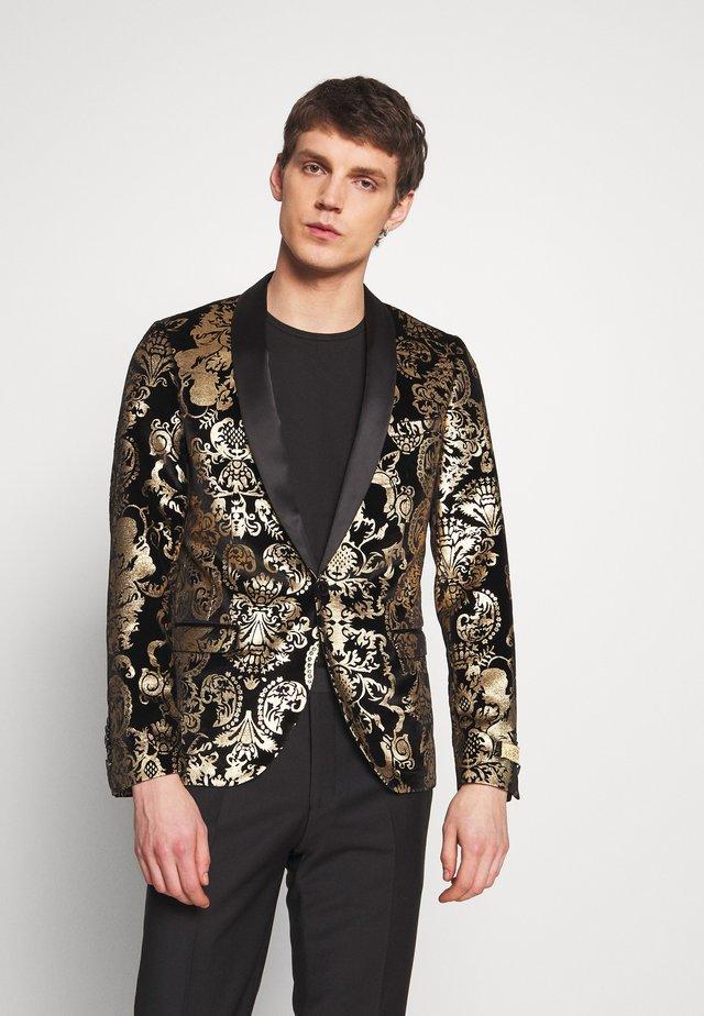 IGGY BLAZER - Suit jacket - gold