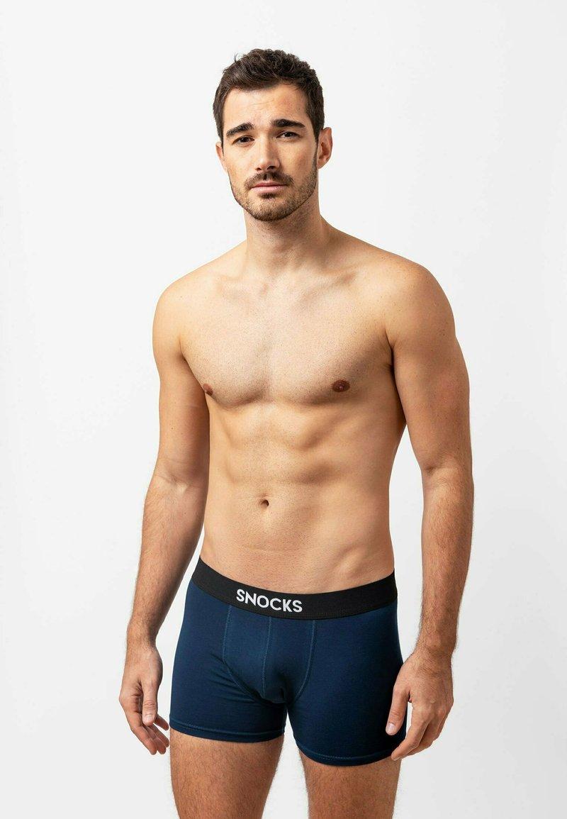 SNOCKS - BOXERSHORTS - 6 PACK - Pants - blau