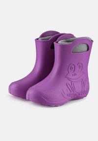 Ladeheid - Regenlaarzen - purple/grey - 1