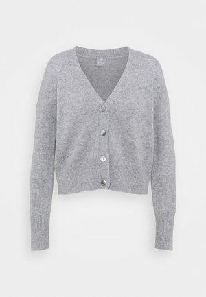 Vest - opal grey