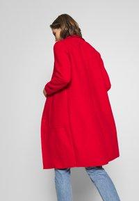 ONLY - ONLAMINA COAT - Zimní kabát - fiery red - 2