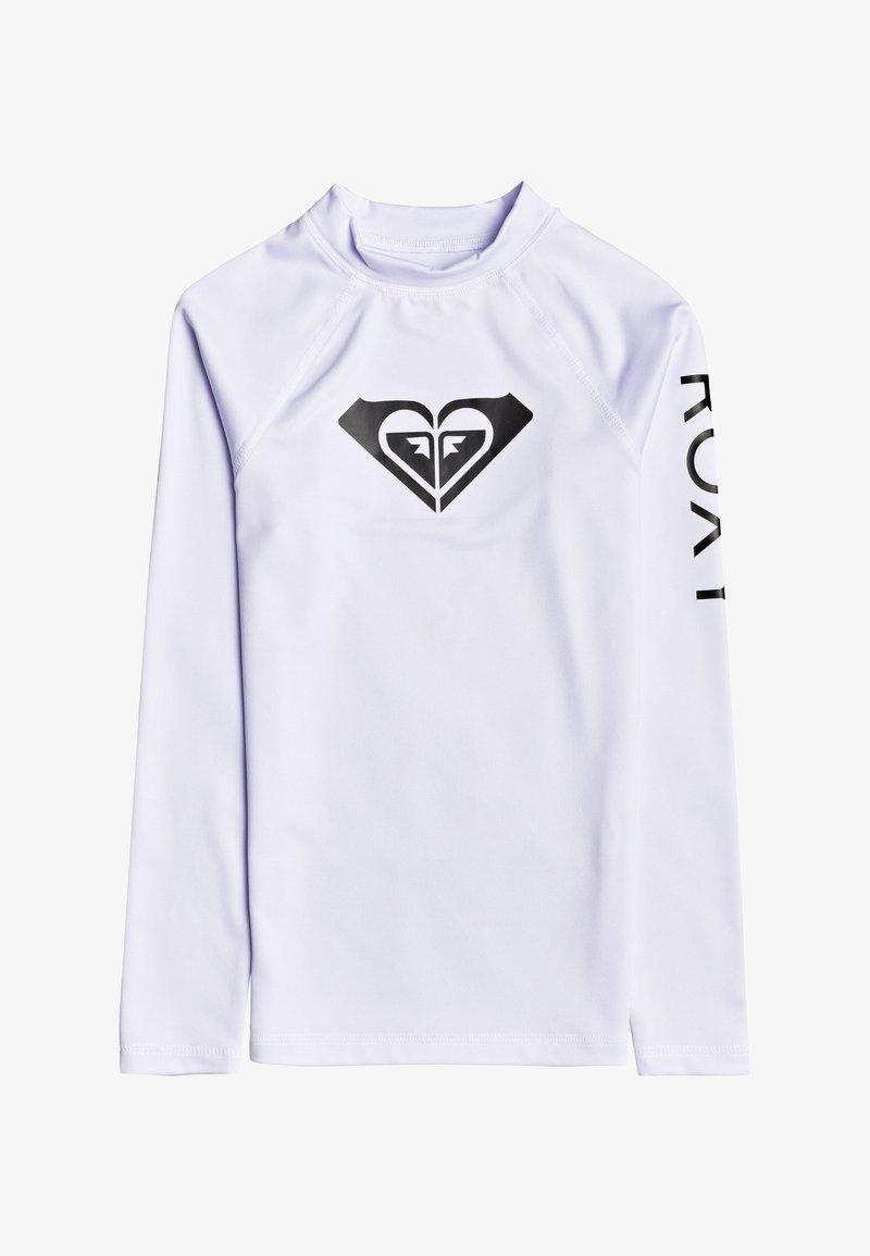 Roxy - Rash vest - white