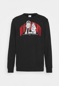 Nike Performance - STORY CREW - Sweatshirt - black - 3