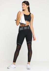Hunkemöller - THE ELITE - High support sports bra - black - 1