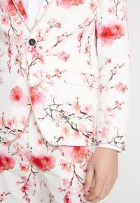 Twisted Tailor - MULLEN SUIT - Suit - white - 9