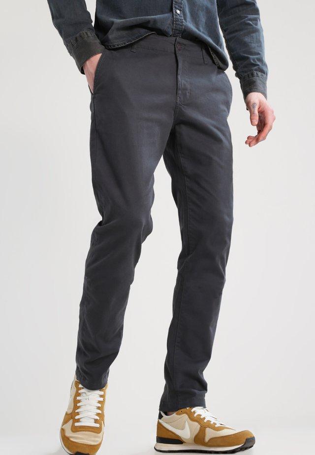 KERMAN  - Chinos - charcoal grey