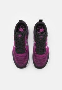 New Balance - WARIS - Zapatillas de running neutras - purple/black - 3