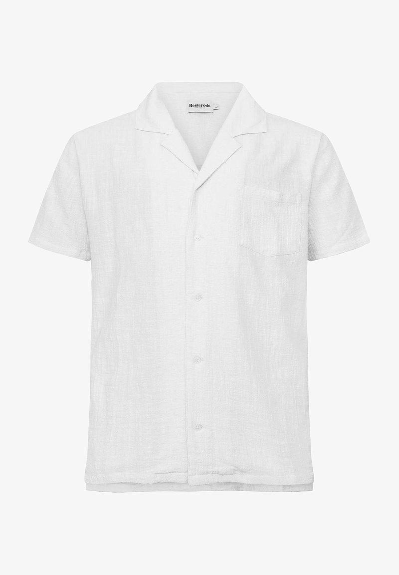 Resteröds - RESORT - Overhemd - white