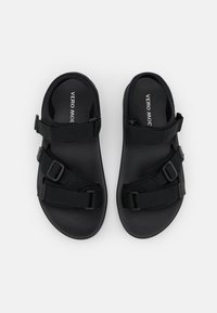 Vero Moda - VMSOFT  - Sandały trekkingowe - black - 5