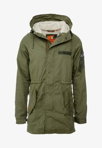 Superdry - WINTER AVIATOR  - Parka - deep depths - 4