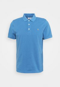 BLANES - Polo shirt - blue mist