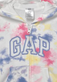 GAP - HOODIE - Zip-up hoodie - multi-coloured - 2