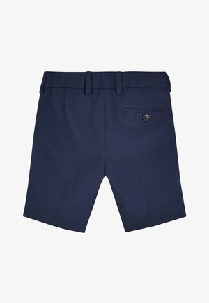 GREY FORMAL SHORTS (12MTHS-12YRS) - Shorts - blue