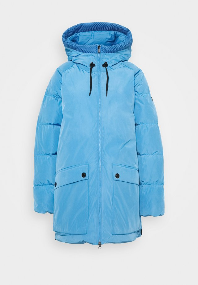 STELLA JACKET - Down coat - blue elevation