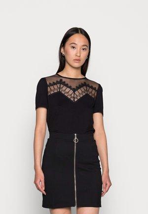 DIM - Print T-shirt - noir