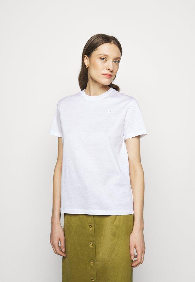 CLASSIC TEE - T-shirt basic - white