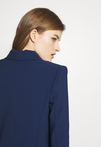 Elisabetta Franchi - Short coat - blue navy - 4
