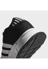 adidas Originals - SWIFT UNISEX - Trainers - cblack/ftwwht/cblack - 10