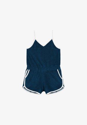 Jumpsuit - poseidon blue