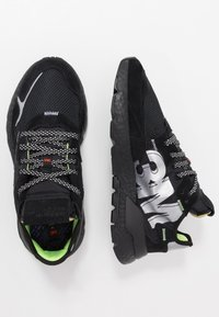 adidas Originals - NITE JOGGER - Matalavartiset tennarit - core black - 2