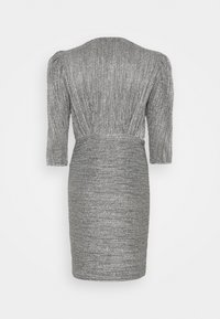 Iro - CLUZCO - Shift dress - black/silver - 7