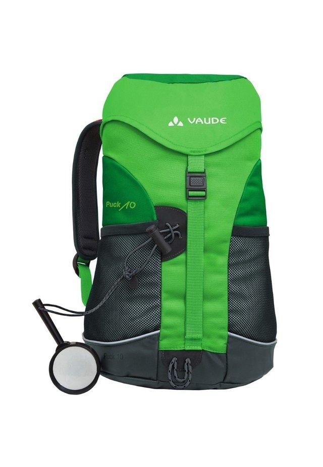 PUCK 10 - Hiking rucksack - grün