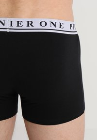 Pier One - 3 PACK - Pants - black - 2