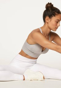 OYSHO - Sports bra - grey - 4