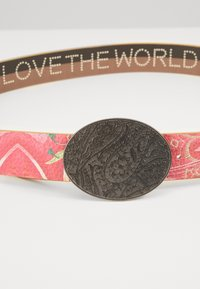 Desigual - BELT SUNSET MANDALA REVERSIBLE - Ceinture - purpura - 4