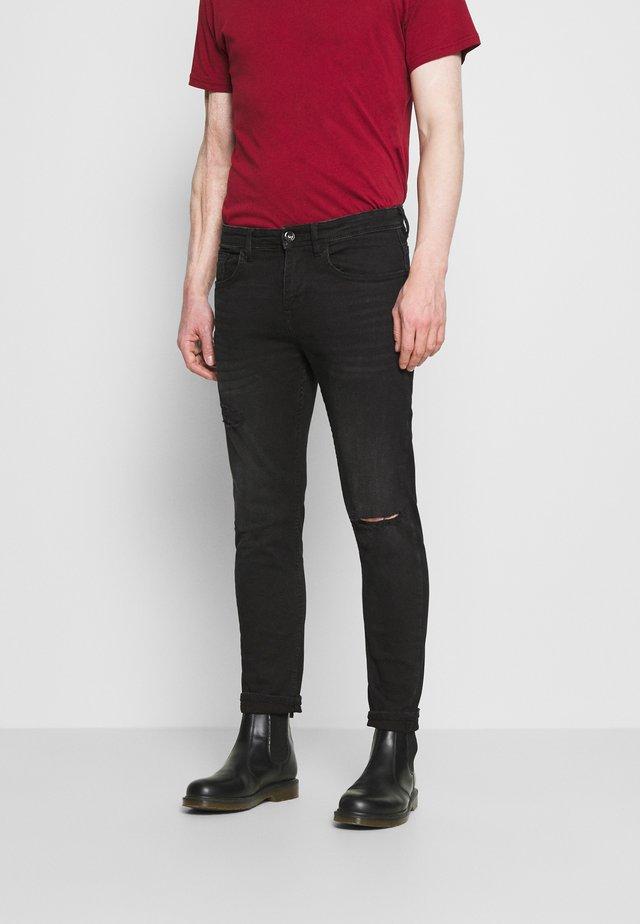 SODESTROY - Slim fit jeans - noir