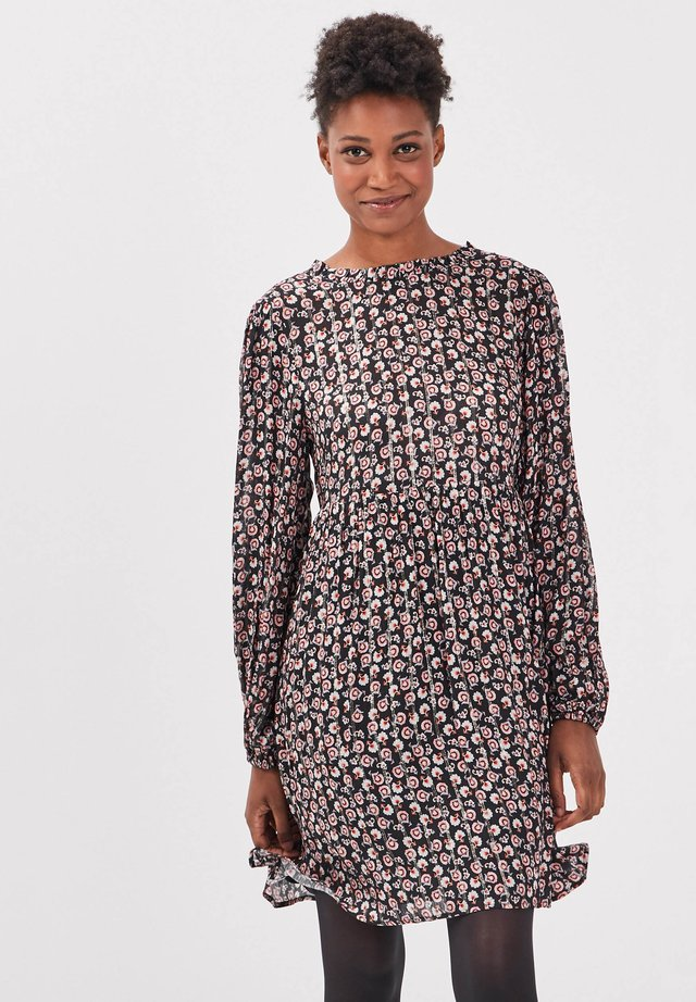 LANGARM AUSGEST - Korte jurk - noir
