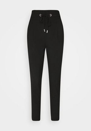 ONLHERO LIFE STRING PANT - Trousers - black
