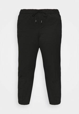 VMMAYA LOOSE STRING PANT - Trousers - black