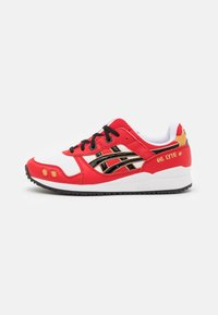 ASICS SportStyle - GEL-LYTE III OG UNISEX - Sneakers laag - classic red/black - 0
