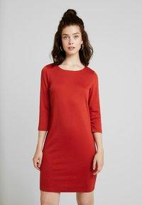 Vila - VITINNY - Day dress - ketchup - 0