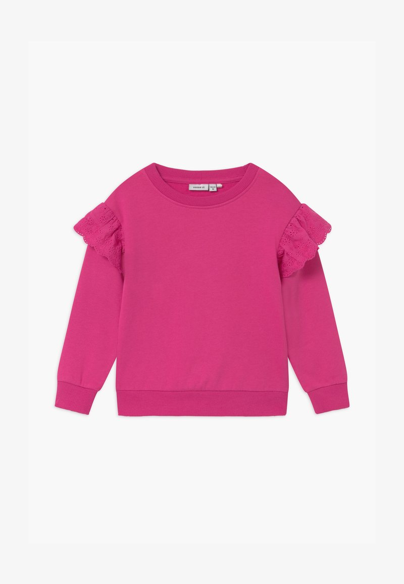 Name it - NMFOLISA LOOSE - Sweater - very berry
