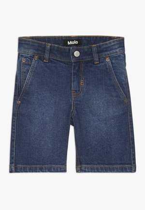 ASSER - Denim shorts - rinse wash
