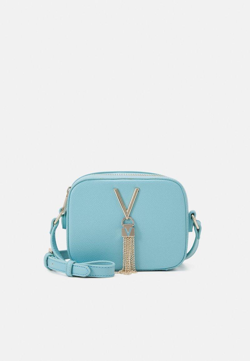 Valentino Bags - DIVINA - Across body bag - azzurro