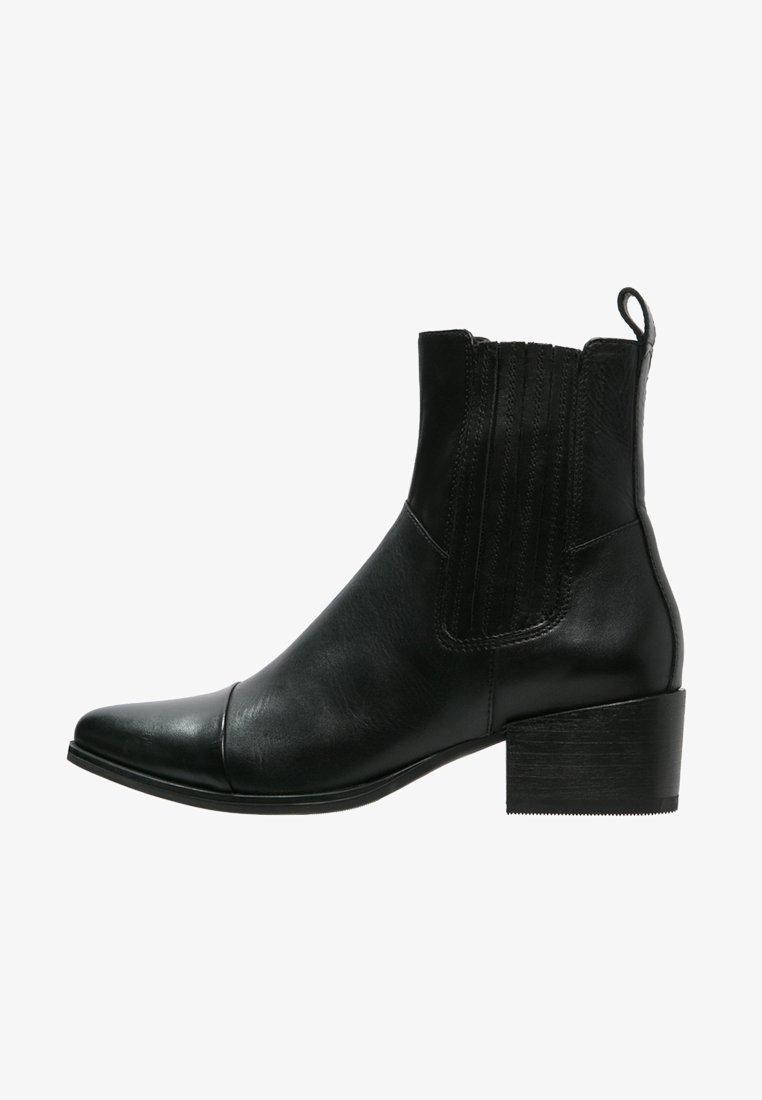 Vagabond - MARJA  - Kotníkové boty - black
