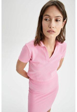 STANDART SIZE  - Poloshirts - pink