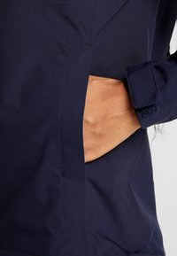 Lacoste Sport - HIGH PERFORMANCE JACKET 2 IN 1 - Outdoorová bunda - navy blue/white - 8