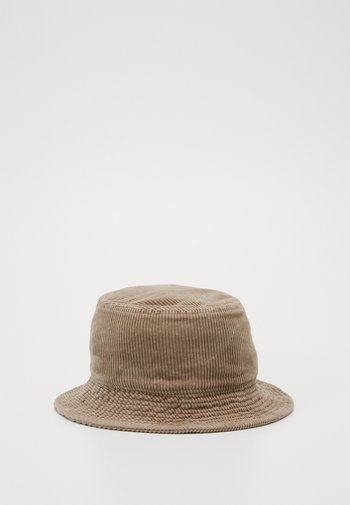 Hat - muddy beige
