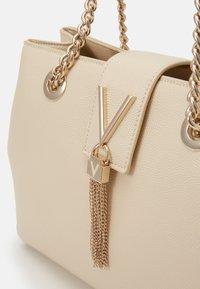 Valentino Bags - DIVINA - Handbag - beige - 4