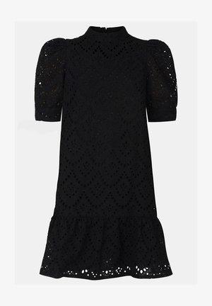 RAINBOW DRESS - Juhlamekko - black