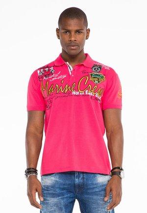 MIT MARITIMEN  - Polo shirt - fuchsia